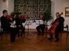 Milan Skampa (Smetana Quartett) und das Bozsodi Quartett 2004